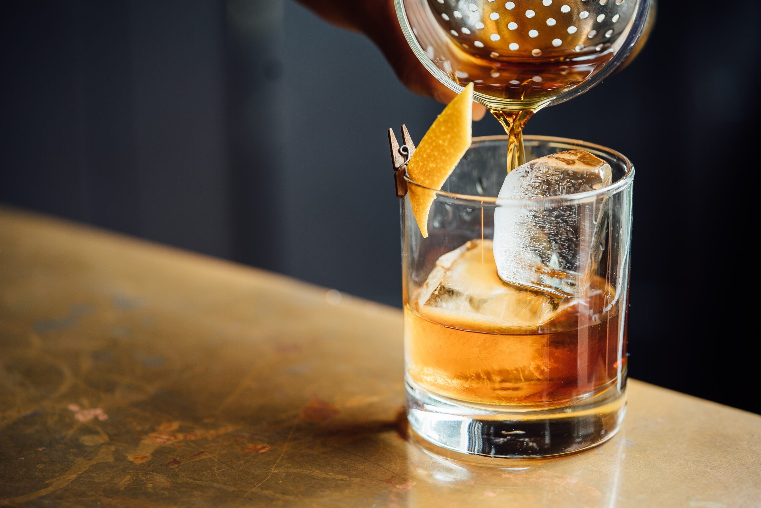 Get Your Belly Ready For Dinner With Our CBD Boulevardier