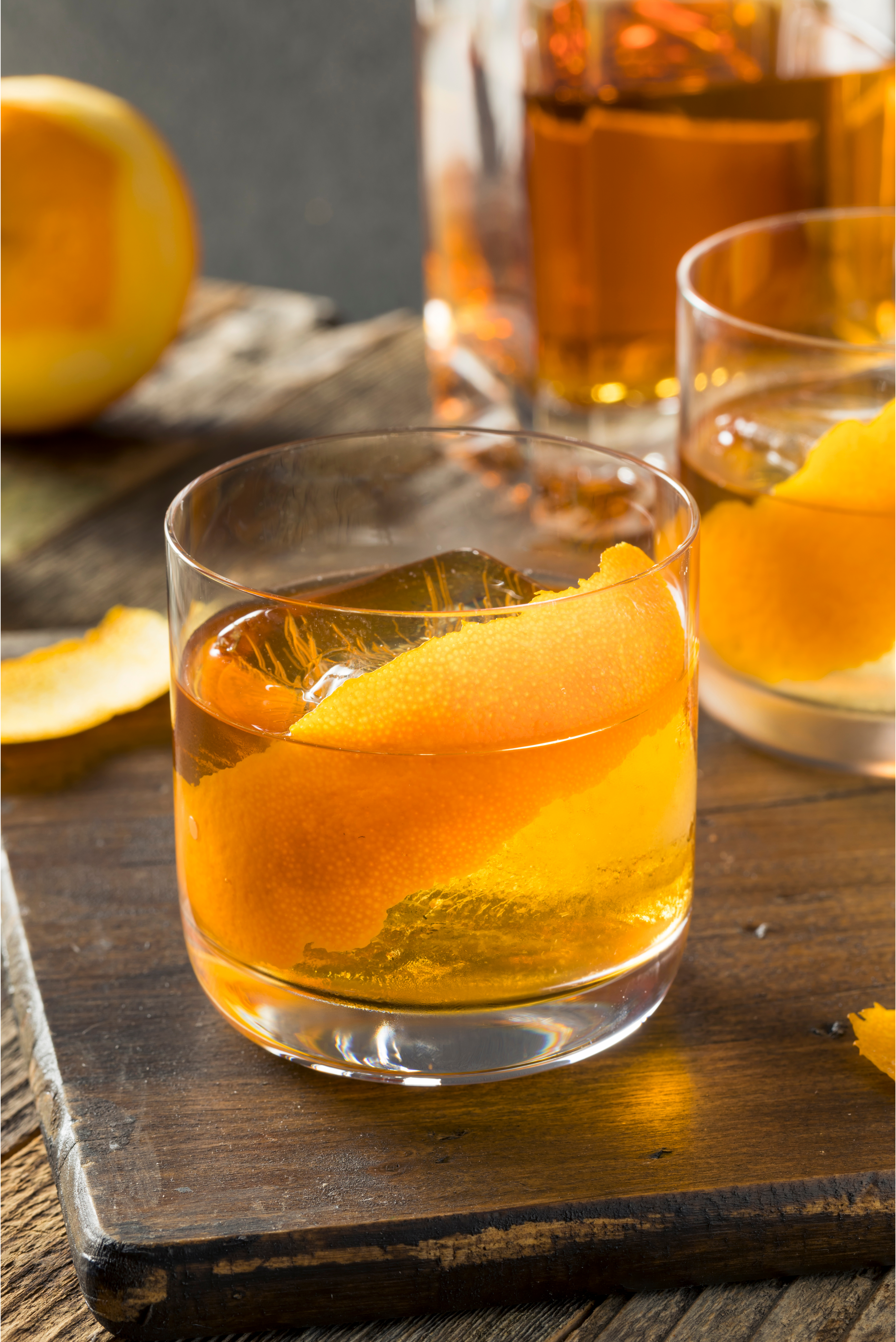Mellow Out With This Manhattan Variation — Tribe's CBD Creole Cocktail
