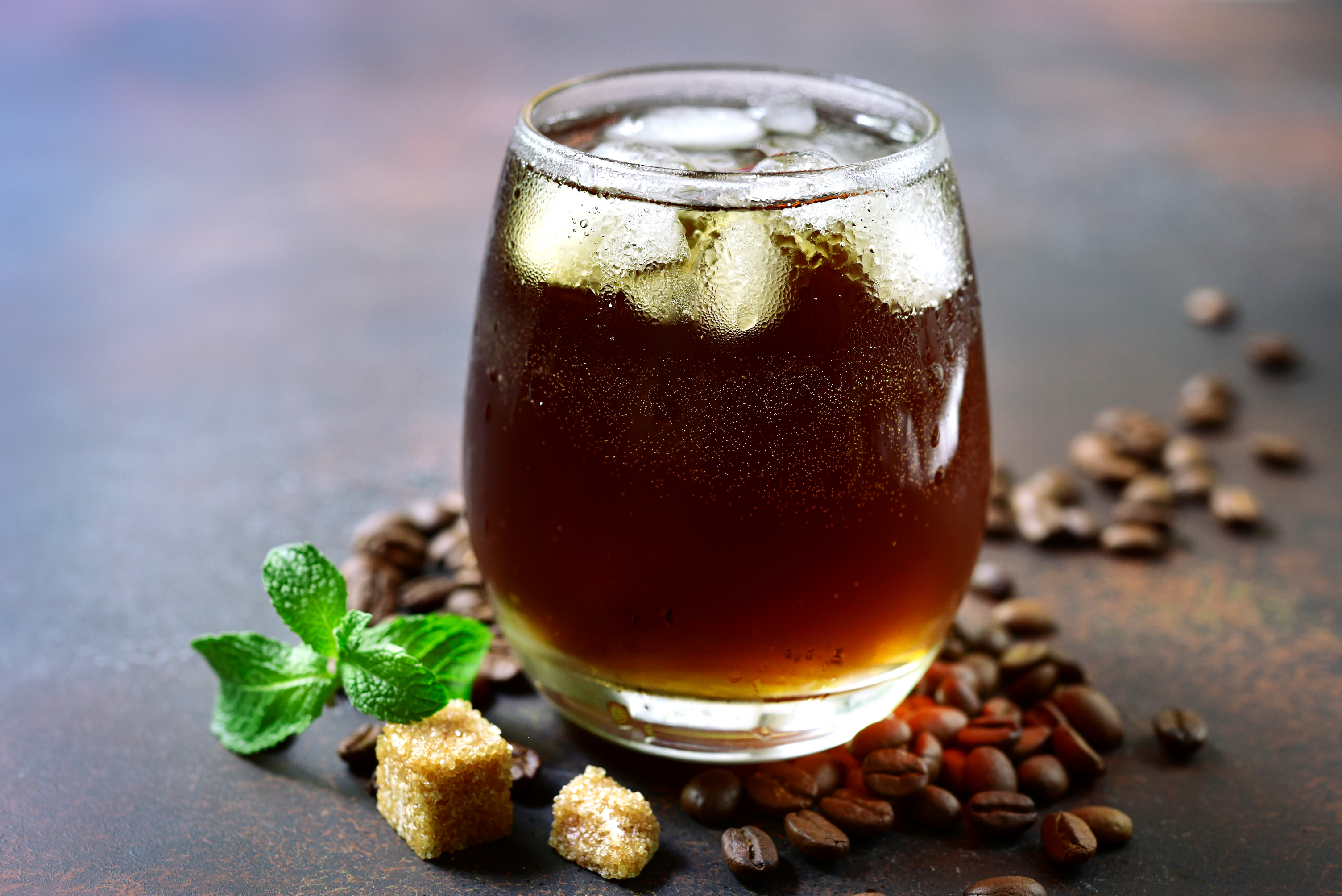 A Treasured Two-Ingredient Thirst Quencher — CBD Brave Bull Cocktail