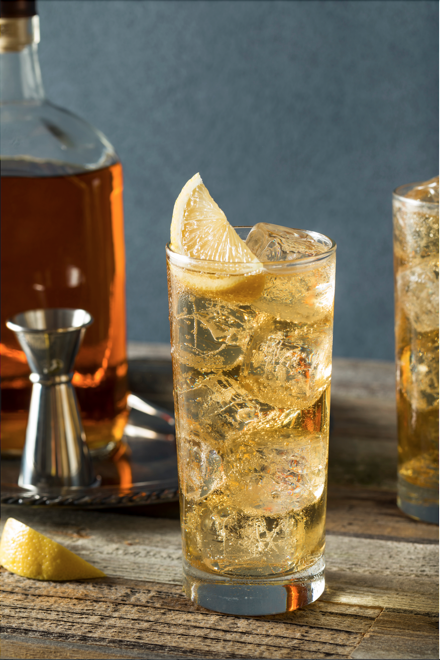 Simple, Spicy, Sweet...And CBD! — Tribe's CBD Ginger Highball