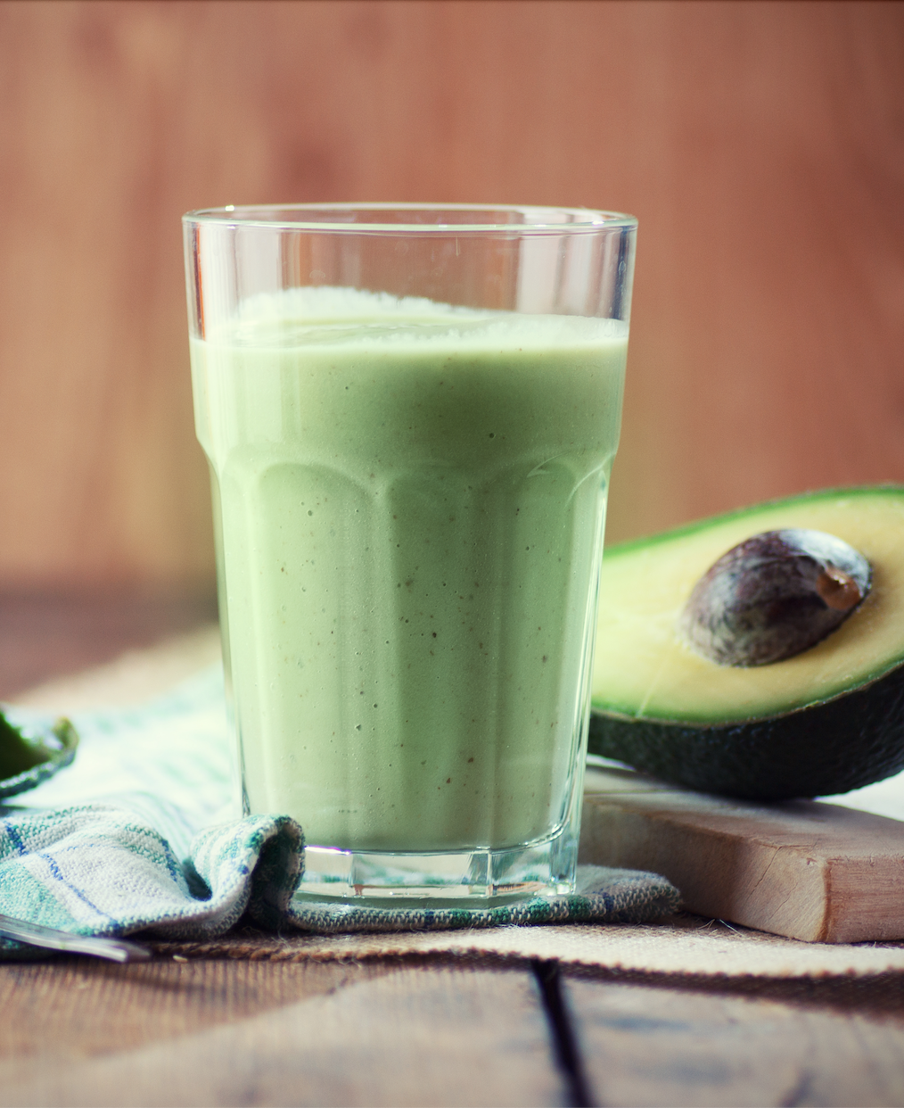 Supercharge Your Morning With Tribe's Super Healthy CBD Avocado Smoothie