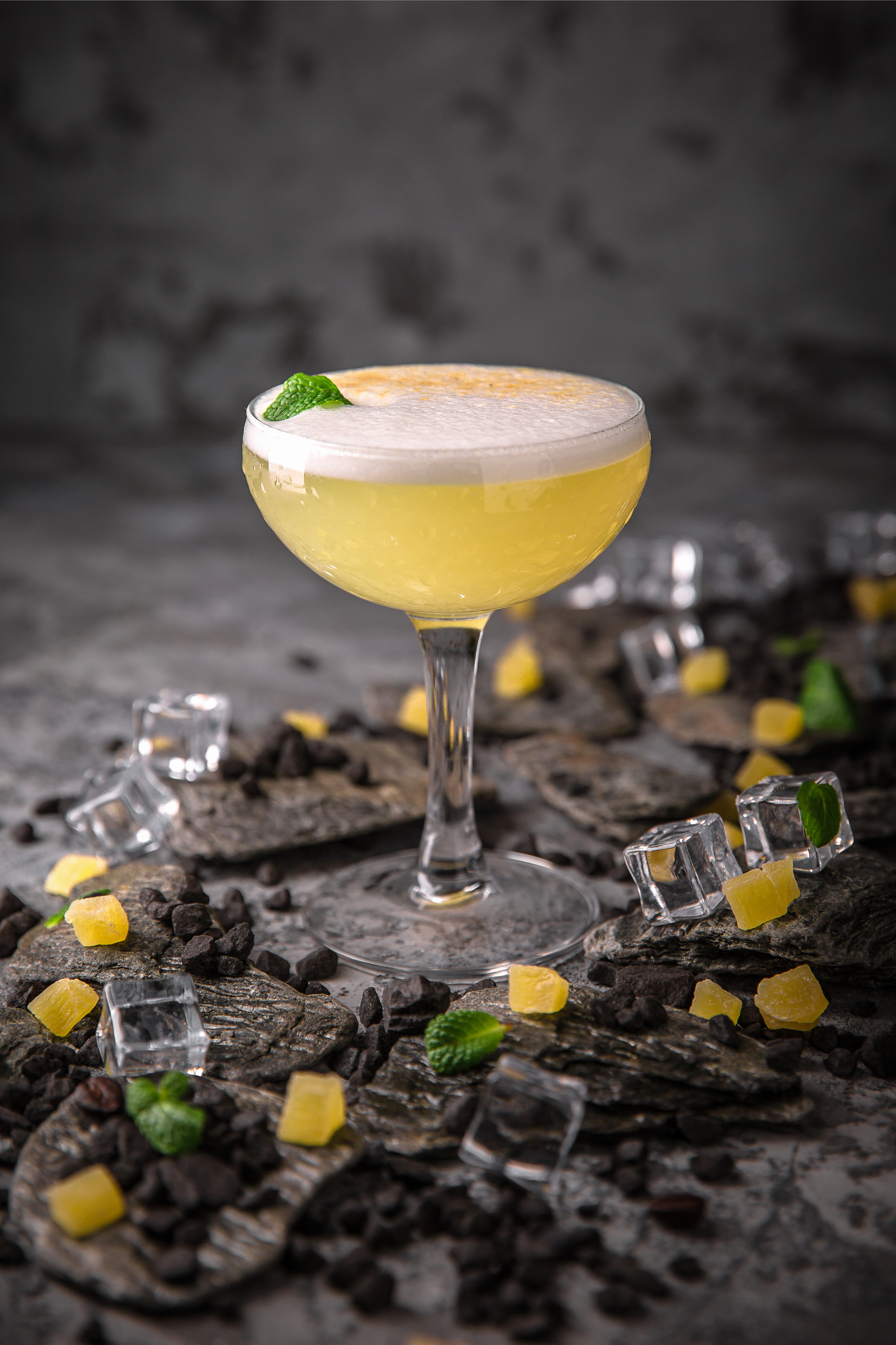Ultimate Class In Your Glass — Tribe's CBD White Lady Cocktail