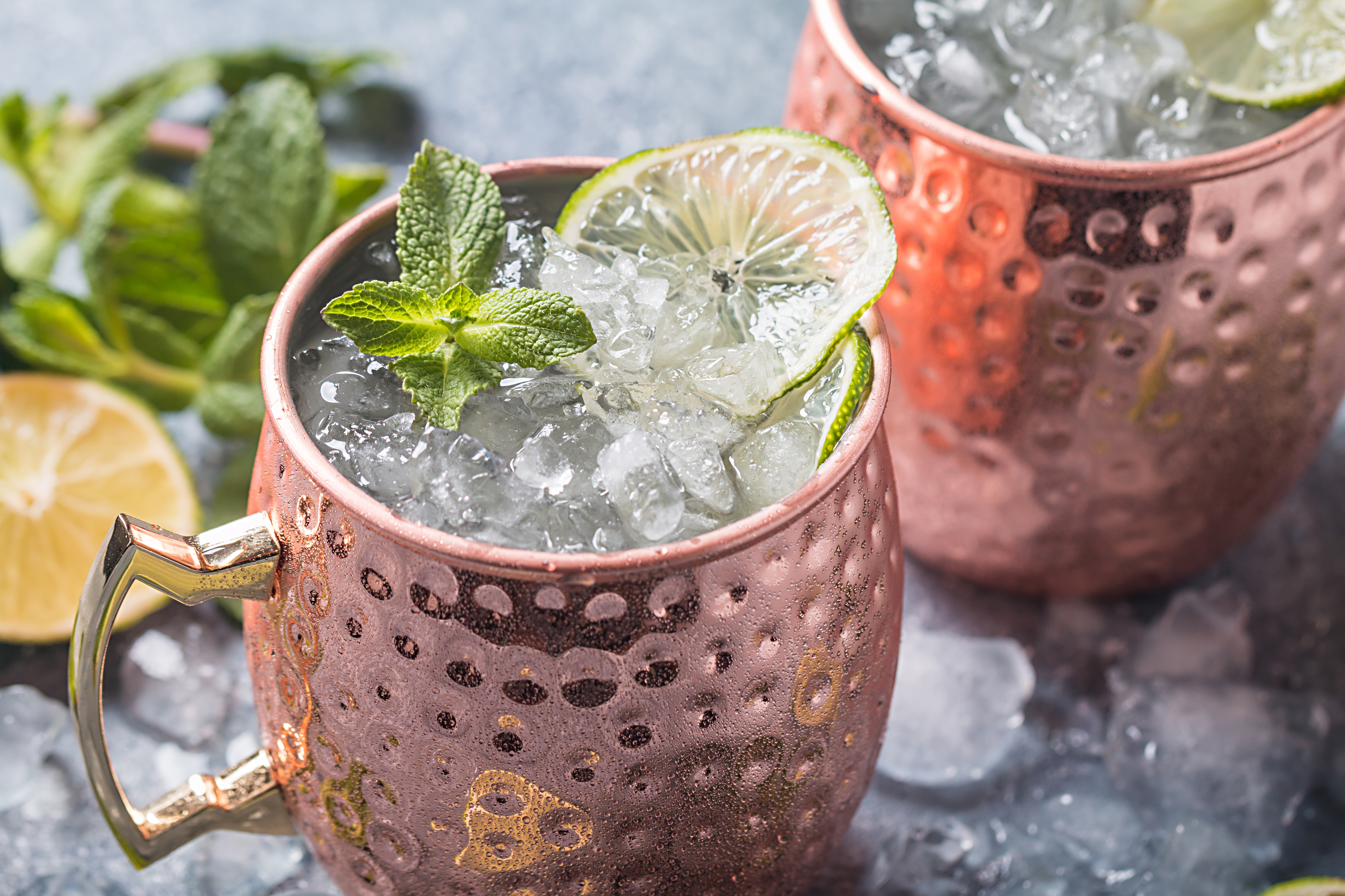 From Moscow To Mexico — Try Tribe's CBD Mexi-Cali Mule